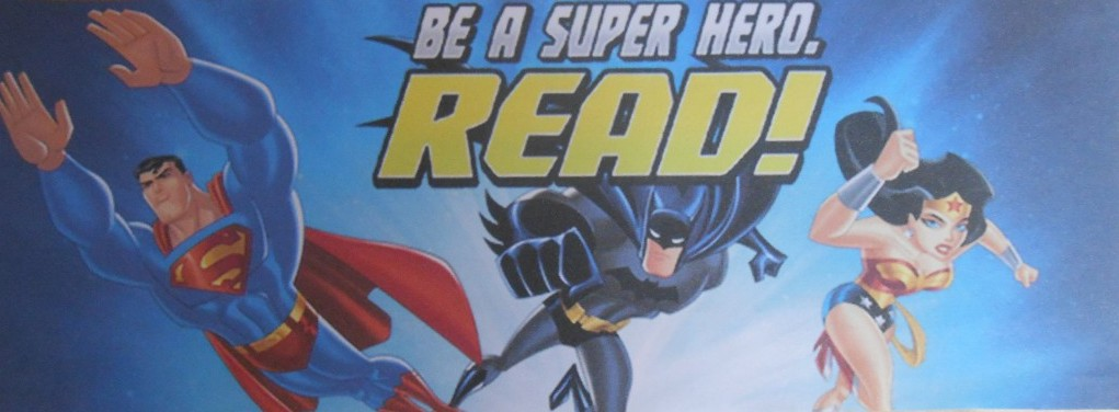 Be a Superhero Read